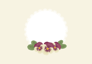 Draw a Doily Frame with Flowers in Illustrator
