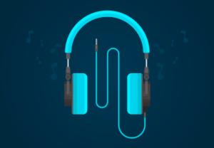 Draw Flat Design Headphones in Illustrator