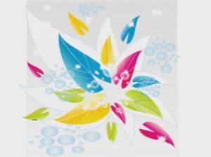 Draw a Floral Logo Design in CorelDRAW