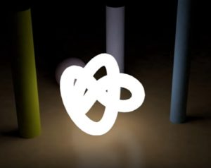 Create Easy Glowing Objects with V-ray in 3DS Max