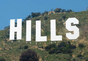 Create a Hollywood Sign Text Effect in Photoshop