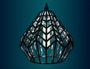 Model a stylized Lamp in Maxon Cinema 4D