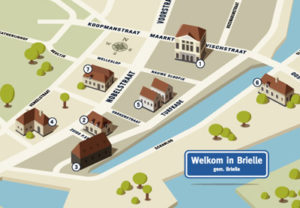 Draw an Informative Map Perspective in Illustrator