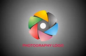 Draw 3D Logo Photography Inspiration in CorelDRAW