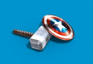 Modelling a Thor Hammer in Autodesk 3ds Max