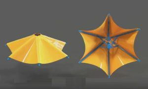 Create Umbrella Animation in 3ds Max