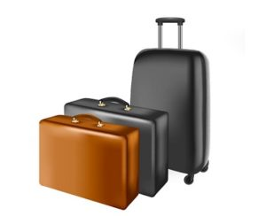 Draw a Set of Vector Suitcases in Illustrator