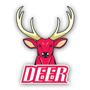 Vector Deer Logo Free download