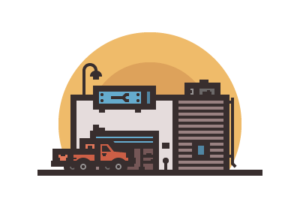 Draw an Auto Repair Shop in Adobe Illustrator