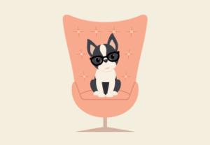 Draw a Vector Boston Terrier in Adobe Illustrator