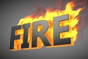 Text on Fire with TurbulenceFD in Cinema 4D