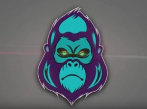 Draw a Vector Gorilla Logo in Adobe Illustrator