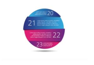 Draw a 3D Infographic Ball Design in Illustrator