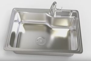 Modeling a Realistic Kitchen Sink in 3ds Max