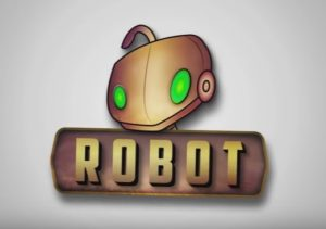 Draw a Simple Vector Robotic Logo in Illustrator