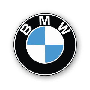 BMW Cars Brand Logo Free Vector download
