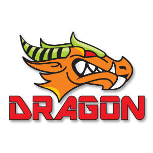 Dragon Head Logo Free Vector download