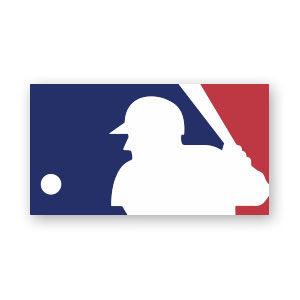 Major League Baseball Logo Free Vector download
