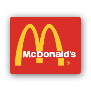 McDonald's Corporation Logo Free vector download