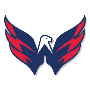 Stylized Eagle Blue and Red free vector download