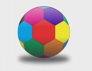 Draw a Vector Football in CorelDRAW X8