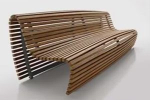 Modeling a Stylish Sitting Bench in 3ds Max