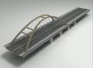 Modeling a Bridge in Autodesk 3ds Max