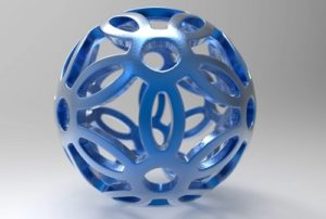 Create Spherical Pattern Symmetry in 3ds Max