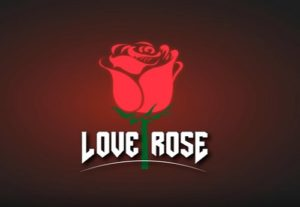 Draw a Vector Love Rose Logo Design in Illustrator