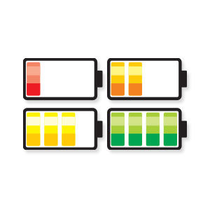Battery Charge Icon Free Vector download