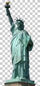 Statue of Liberty PNG image download