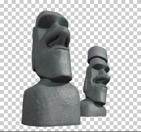Moai Statue PNG Image Free download