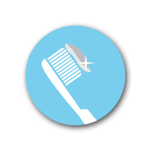 Vector Toothbrush Icon Free download