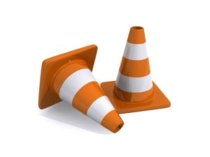 Traffic Cone 3D Free Object download