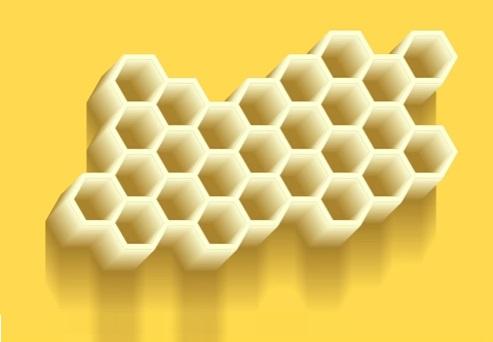 Draw a Vector Honeycomb in Adobe Illustrator