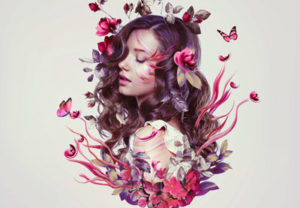 Create a Floral Portrait with Manipulation in Photoshop
