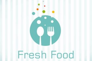 Draw a Vector Fresh Food Logo in CorelDraw