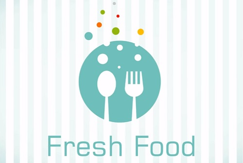 Draw a Vector Fresh Food Logo in CorelDraw
