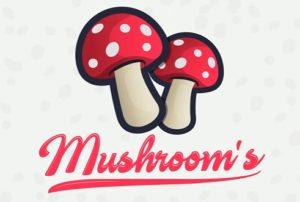 Draw a Mushroom Logo Design in Illustrator
