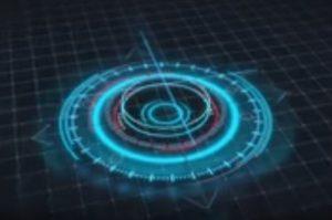 Create an Animate Scifi HUD Element in Blender