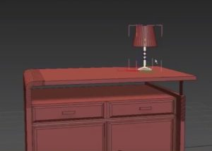 Modelling a Simple Table Lamp in 3ds Max