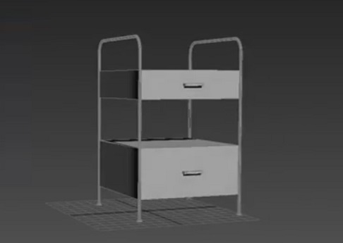 Modeling a Medical Table in 3ds Max