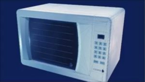 Modeling a Simple Microwave in Autodesk 3ds Max