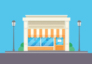 Draw a Vector Shop Illustration in Adobe Illustrator