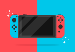 Draw a Nintendo Switch in Adobe Illustrator