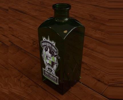 Modelling a Pharmacy Bottle in Cinema 4D