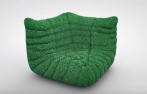 Modelling a Realistic Pillow Chair in Cinema 4D