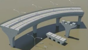 Modeling a Highway Road Bridge in 3ds Max