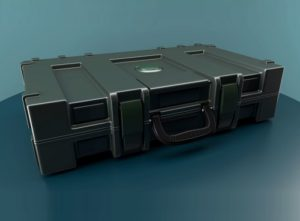Modelling a Carrying Case in Autodesk Maya