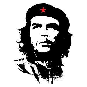 Che Guevara Logo Free Vector download